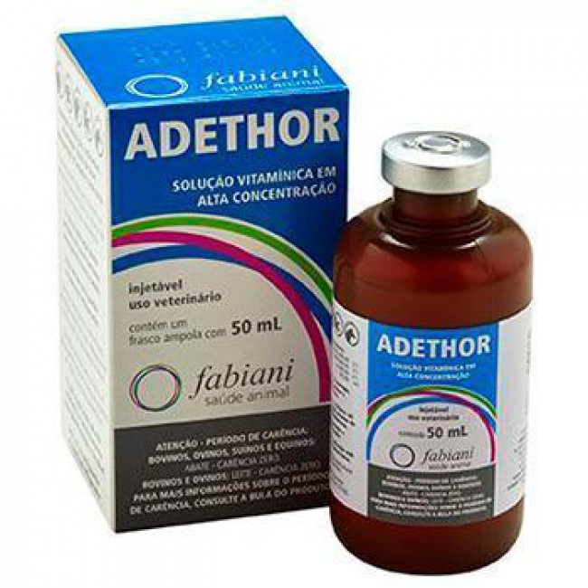 Adethor - Suplemento Vitaminico 50ml