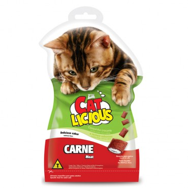 Cat Licious Carne 40g