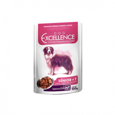 Sachê Dog Excellence Sênior +7 100g