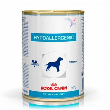 Patê Royal Canin Dog Hypoallergenic 410g