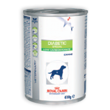 Patê Royal Canin Dog Diabetic Special - Low Carbohydrate 410g