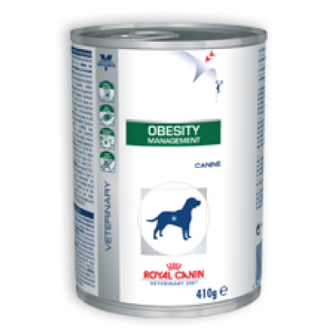 Patê Royal Canin Dog Lata Obesity Management Wet 410g